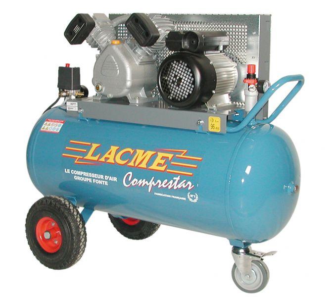 Compresseur Electrique Monophase Lacme 17 V 100 M