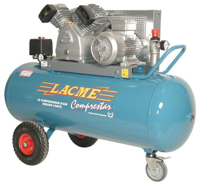 Compresseur Electrique Triphase Lacme 27 V 150 T