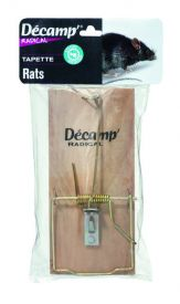 Tapettes à rats Décamp'Radical