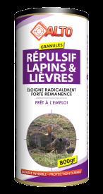 Ce répulsif en granulé éloigne radicalement les lapins et permet d'éviter leurs nuisances.