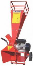 Broyeur électrique caravaggi VL bio 60 e