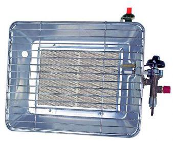 Chauffage à infrarouge avec allumage piezo Rothenberger