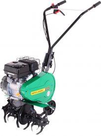 Motobineuse thermique FWP6P - pour biner votre jardin potager ou scarifier votre gazon avec son option emousseur (non fournie)