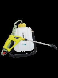 Pulvérisateur à batterie Keeper Forest 5 - Ce pulvérisateur électrique est exclusif pour l'application de liquides, tels que des herbicides, des fongicides ou pour l'arrosage de vos plantes.