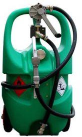 Réservoir mobile à essence 55 litres avec pompe manuelle