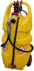 Réservoir mobile à gasoil 110 litres avec pompe