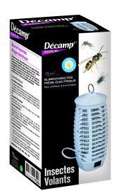 Piège électrique Elimin'Insectes DECAMP