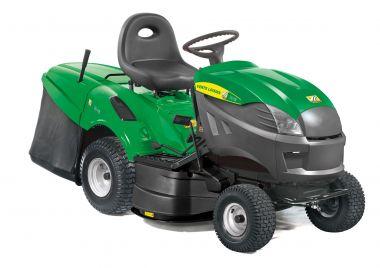 Tracteur de jardin autoporté VL36HB à éjection arrière