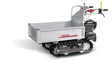 Transporteur a chenilles Nibbi VL NTR 450