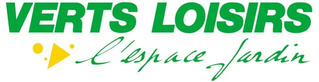 Logo Verts Loisirs l'espace jardin